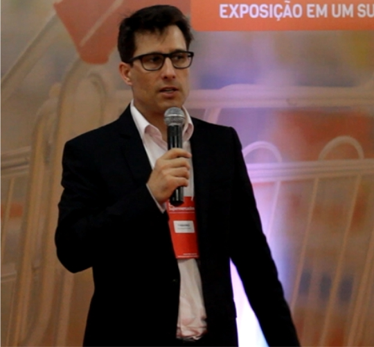 Palestrante: Fabiano Polese, Especialista em Marketing - Diretor Expo Supermercados